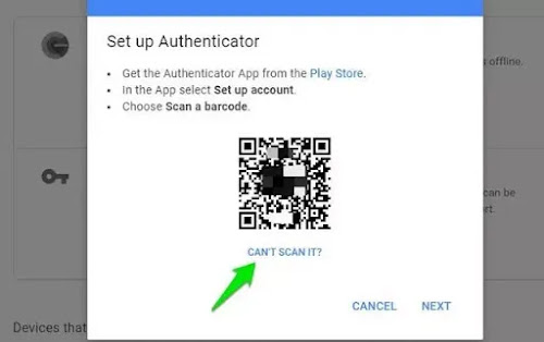 Cara Menggunakan Google Authenticator di PC Windows-3