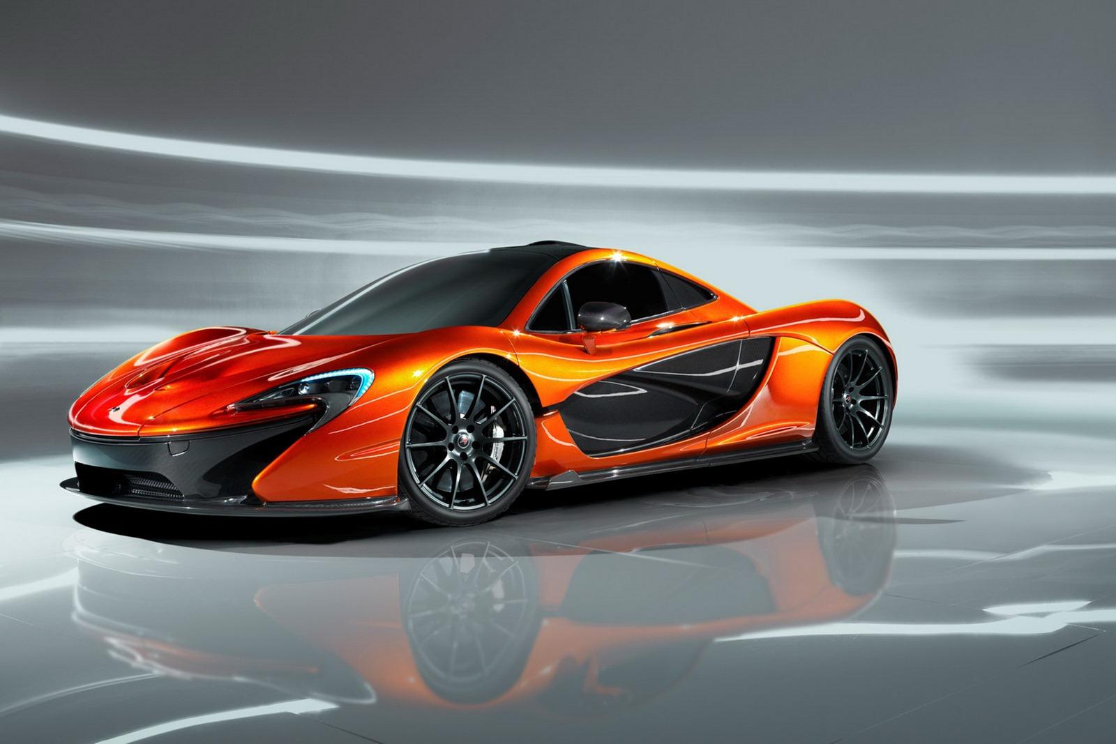 Cool Car McLaren P
