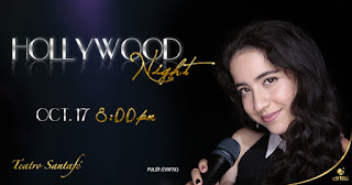 Concierto Hollywood Night | Teatro Santa Fe 2