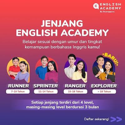 English Academy-kursus bahasa Inggris terbaik di Indonesia