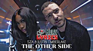 The Other Side - Lyrics SZA