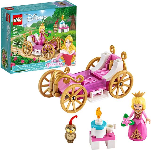 Disney Lego Aurora Set