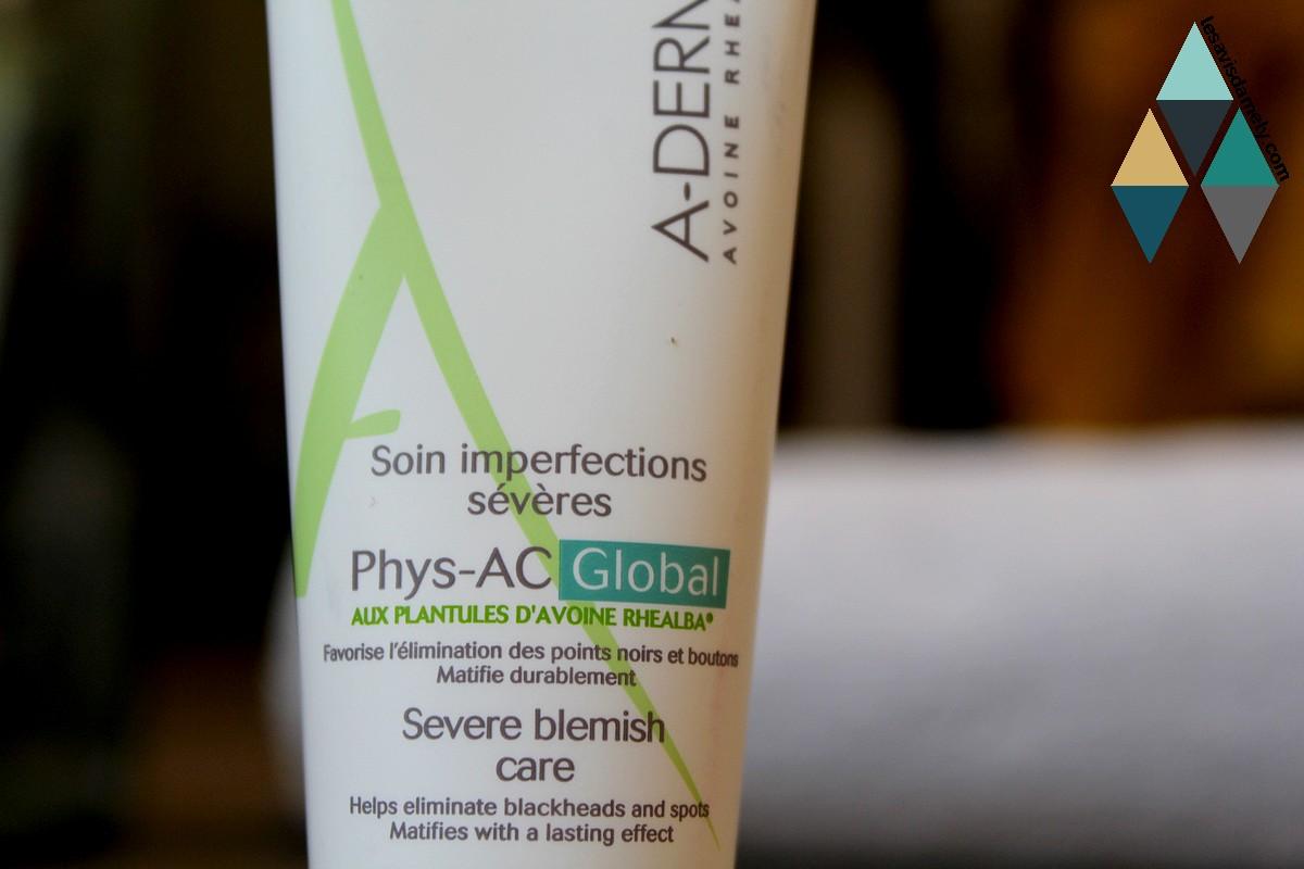 crème matifiante et purifiante peaux grasses et acnéiques