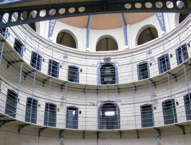 Hop on Hop Off Dublin: Kilmainham Gaol