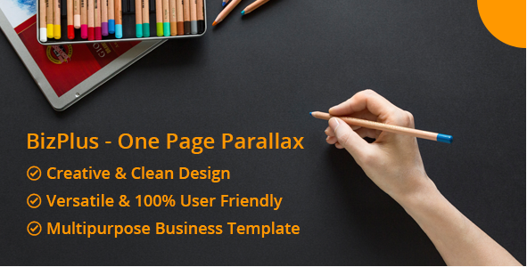 Bizplus one page parallax html template free download freebies market bizplus one page parallax html template free download maxwellsz