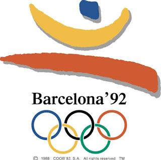 Barcelona 1992 Olympic Logo