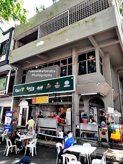 BEST FOOD IN SRI PETALING AT RESTORAN ALISON 阿里山茶餐室