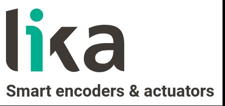 Lika Smart Encorder and Actuator