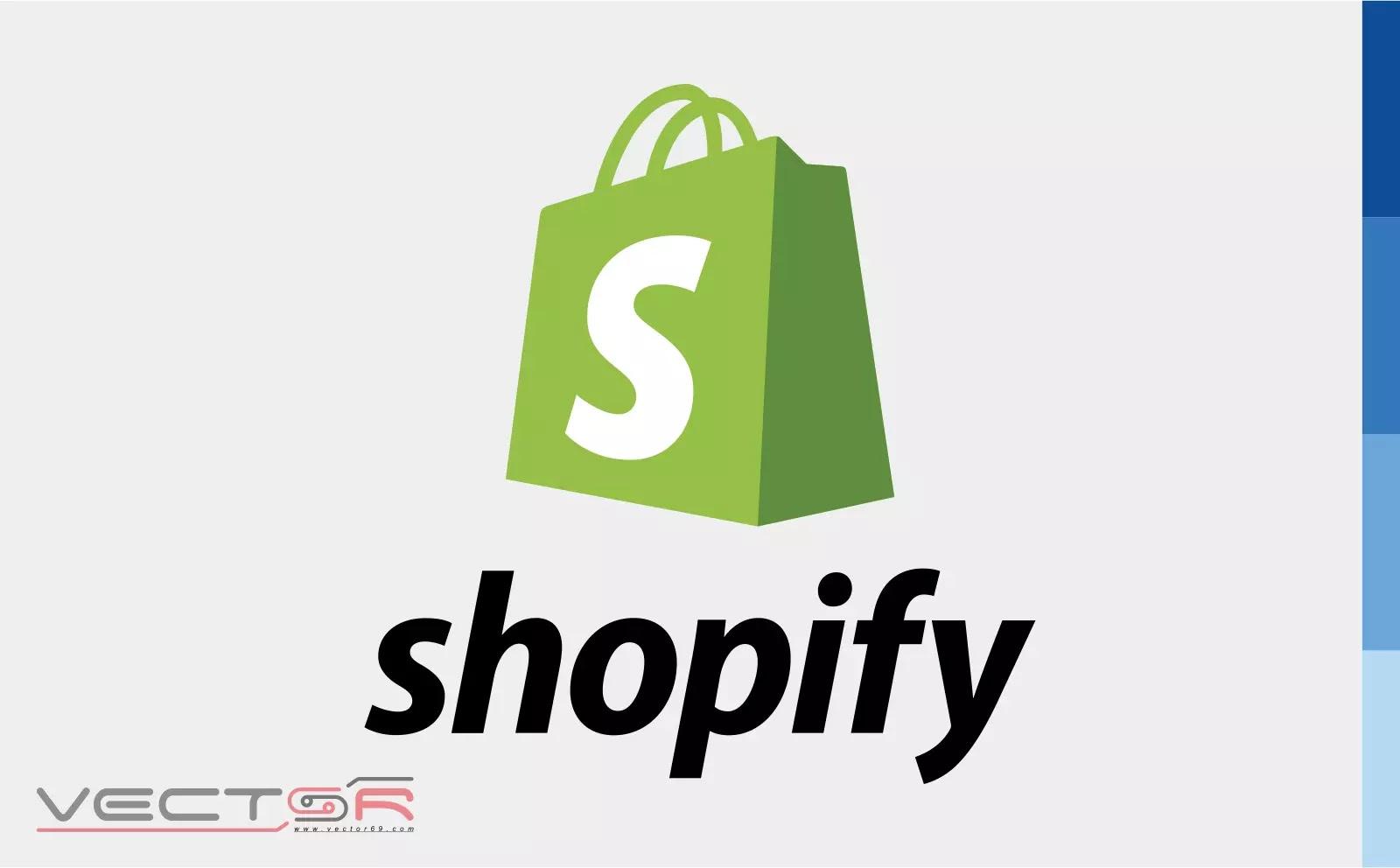 Shopify (2006) Vertical Logo - Download Vector File Encapsulated PostScript (.EPS)
