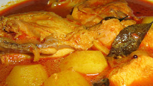 Resep Kare Ayam Kentang