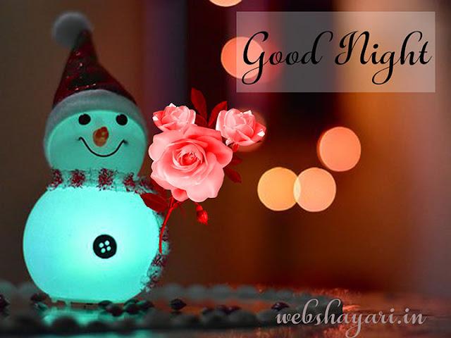 cute good night pic