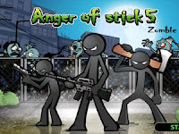 Download Game Anger Of Stick 5 v1.1.0 APK + MOD  (Free Shopping) Terbaru