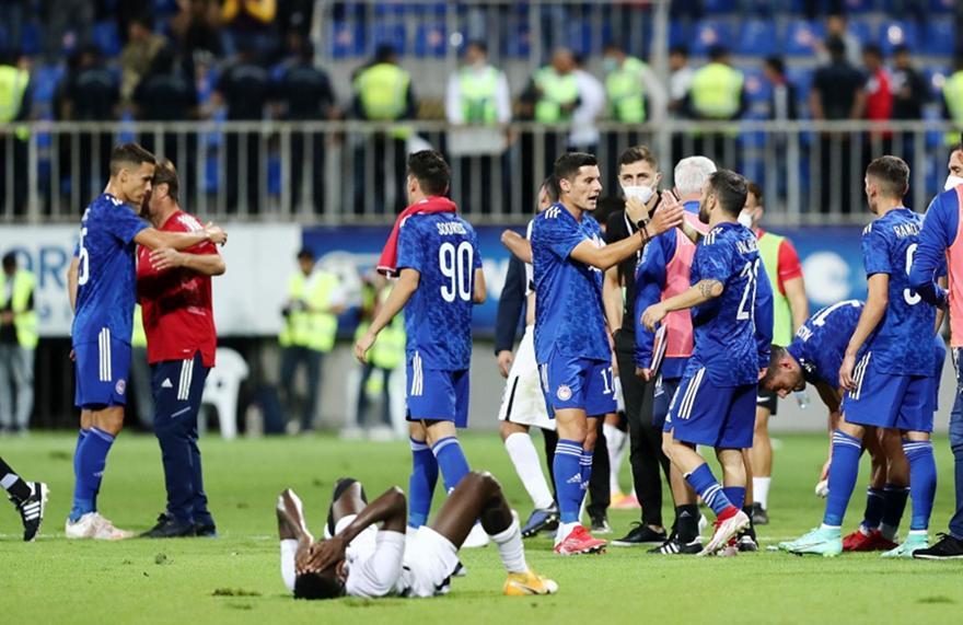 Βαθμολογία UEFA: Βαθιά ανάσα από την πρόκριση του Ολυμπιακού