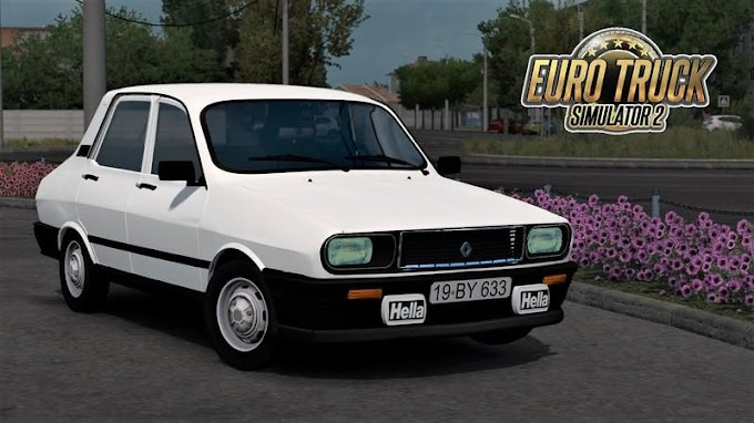 ETS 2 - Renault 12 Toros V1.5 Modu (1.39)