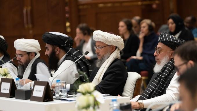 अफगान और तालीबान के बीच हुआ शान्ति-वार्ता - दोनों तरफ से होगा सीज-फायर