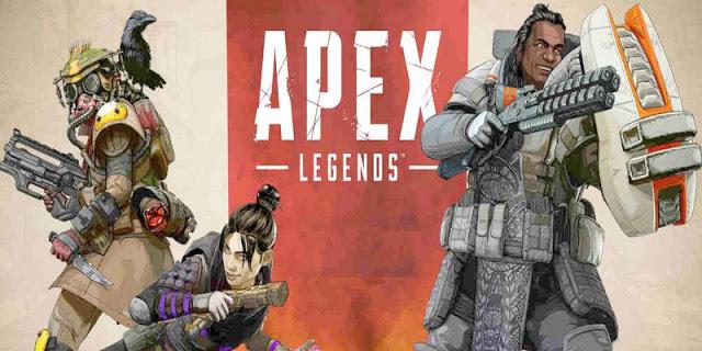 Spesifikasi PC Apex Legends