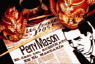 Videojuego Perry Mason El caso del asesinato en el Mandarín