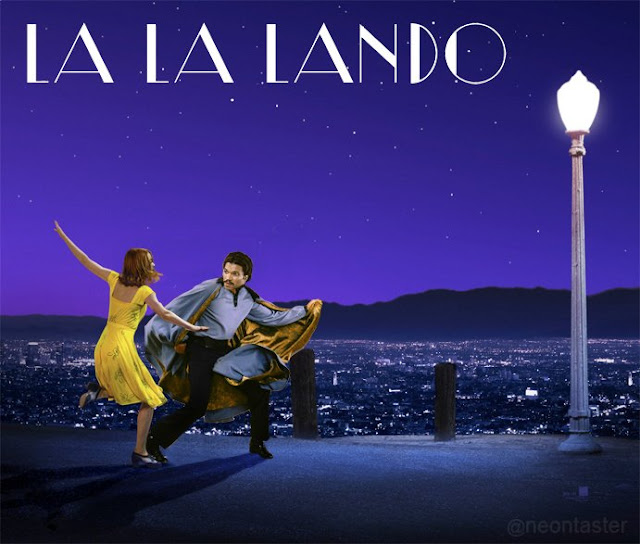 La La Lando parody of La La Land