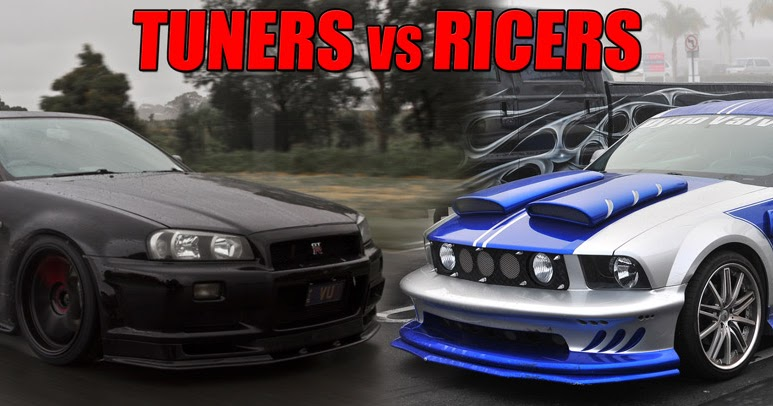 Tuner Vs Ricers Battle Challenge Moto Cars Team