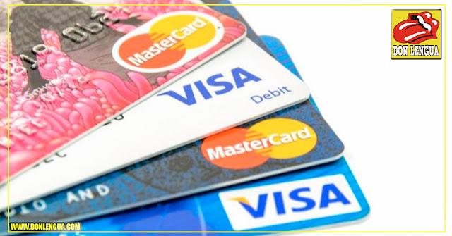 BCV elimina operaciones con VISA y Master Card en Venezuela a finales de este año