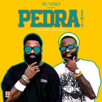 Preto Show – Pedra (DandyLisbon Remix) [feat. Filho Do Zua, Uami Ndongadas, & Teo No Beatz]
