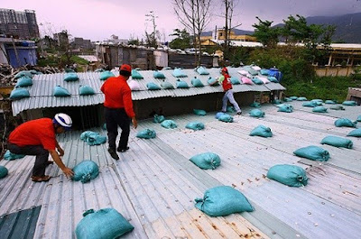 thi công mái tôn tại huyện Thường Tín