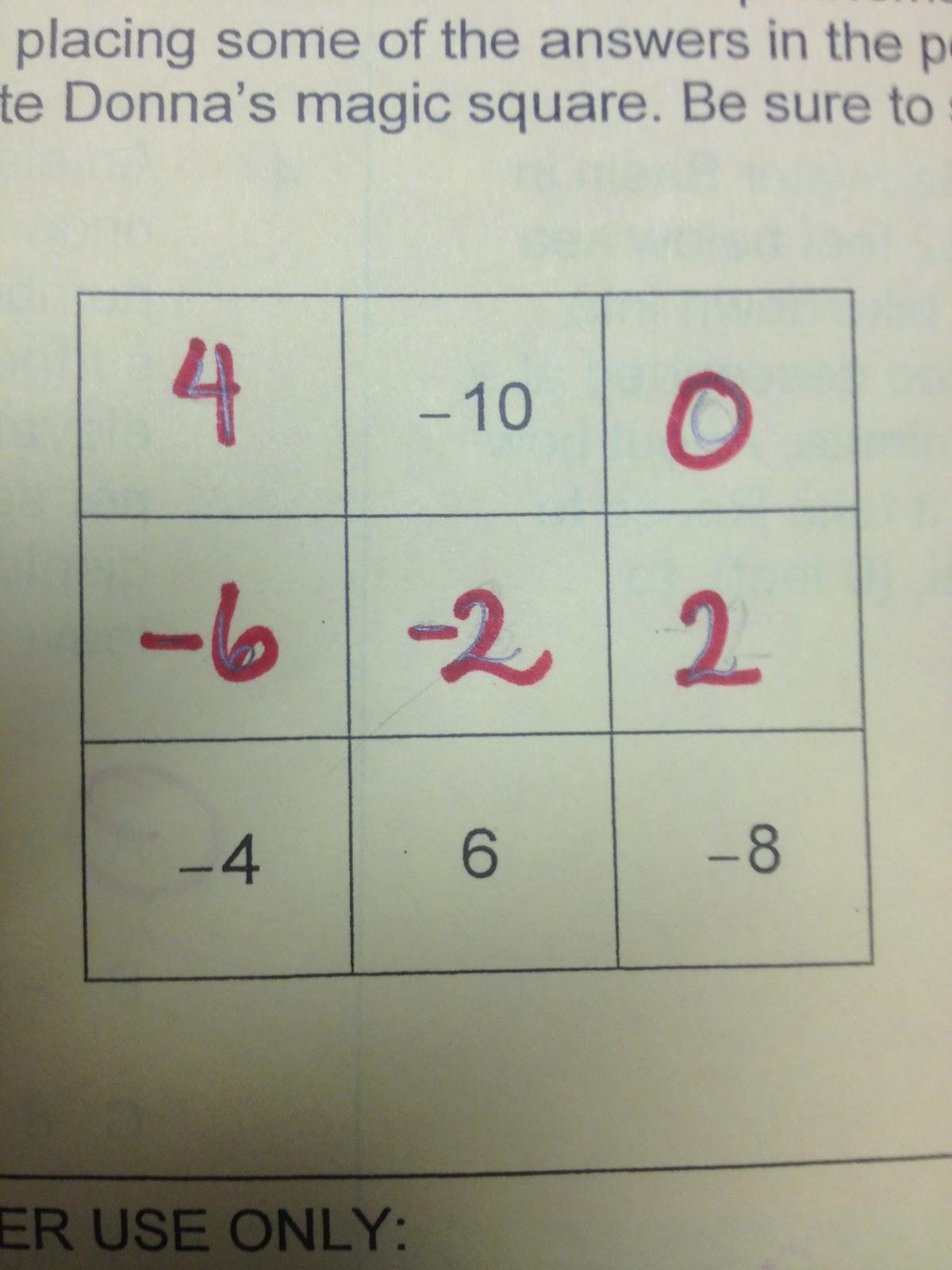The Math Spot Current Assingments