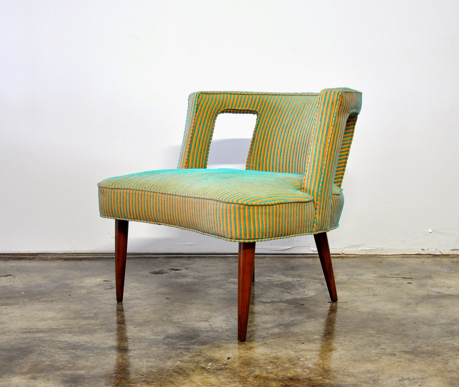 SELECT MODERN Adrian Pearsall Slipper Lounge Chair