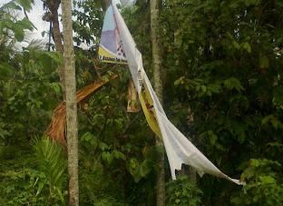 KIP Aceh Barat Minta Timses Bersihkan Spanduk di Luar Ketentuan