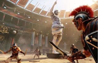Storia dei gladiatori di Roma, l'anfiteatro Flavio