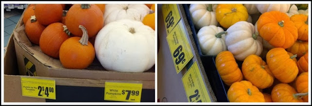 Pumpkins at Save Mart for #FreshFinds