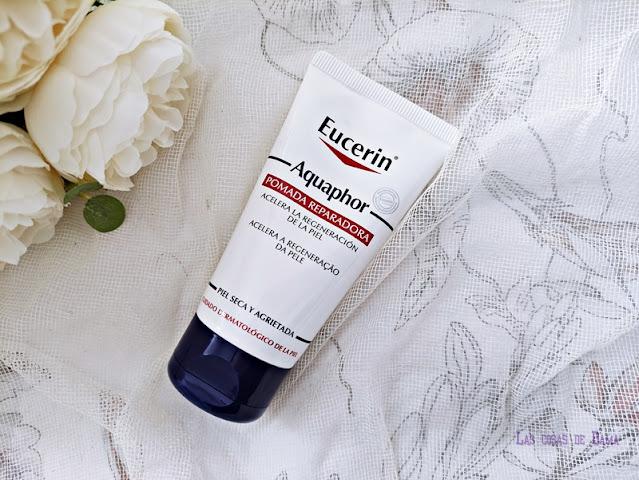 Cuidado manos  Eucerin farmacia dermocosmetica salud manchas sunprotect spf aquaphor