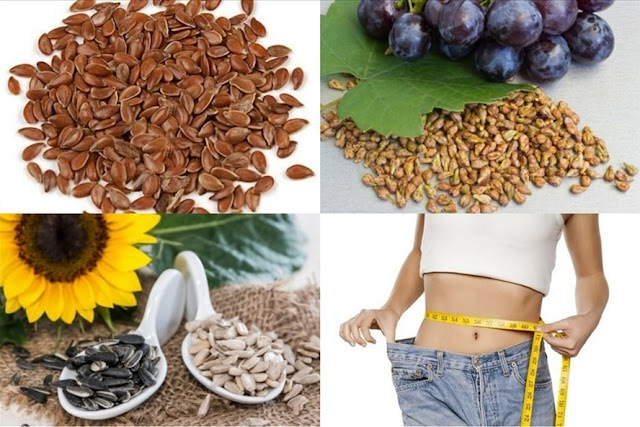Các loại hạt giúp giảm cân