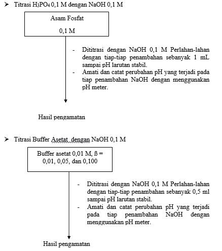 LAPORAN BUFEER DAN KAPASITAS BUFFER