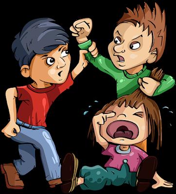 angan Remehkan Kekerasan Verbal Antar Anak-Anak