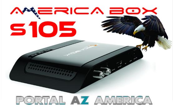 ATUALIZAÇÃO AMÉRICABOX AMB S10