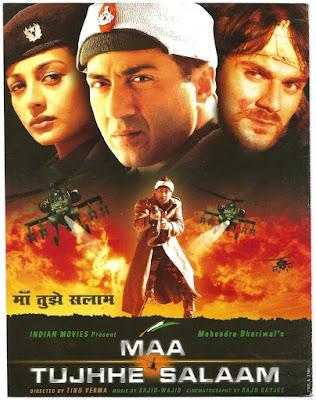 Maa Tujhe Salaam 2002 Hindi WEB-DL 480p 400mb x264