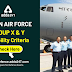 Indian Air Force  Group X & Y: Eligibility Criteria