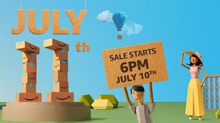 Amazon Prime Day Sale starting in India on July 10: Discounts, offers and more