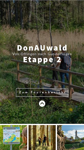 Premiumwanderweg DonAUwald  Etappe 2 von Offingen nach Gundelfingen 32