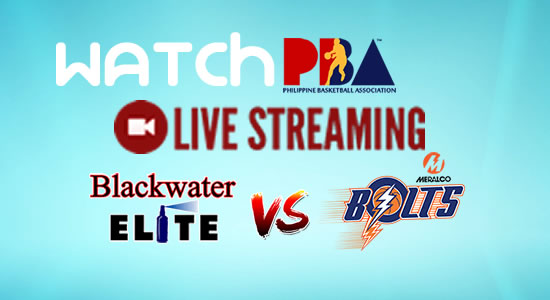 Livestream List: Blackwater vs Meralco game live streaming December 22, 2017 PBA Philippine Cup