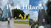 Eindhoven city attraction : Park Hilaria