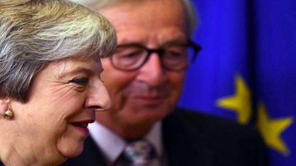Juncker reitera que no habrá otro acuerdo del brexit