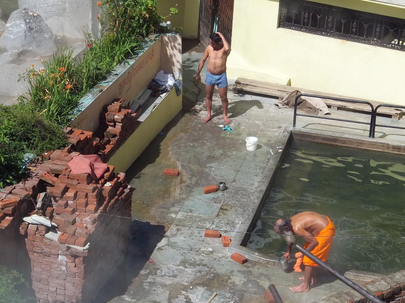 серные воды в Маникаране
