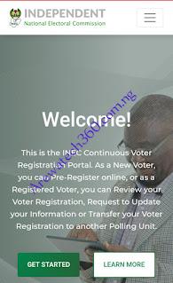 INEC registration 2021