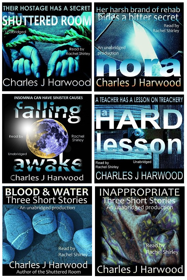 Samples taken from Charles J Harwood audiobooks copyright is asserted