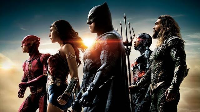 Liga da Justiça Zack Snyder