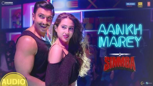 Simmba movie Full lyrics, simmba songs, Ranveer Singh songs, the hang dj