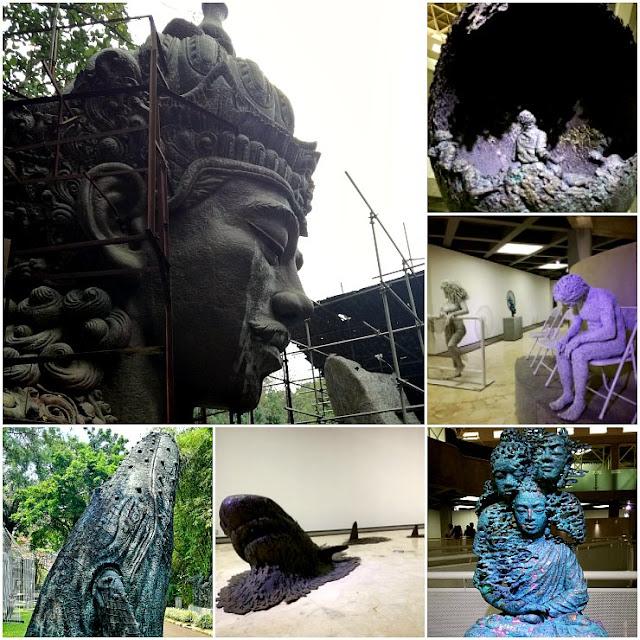 NuArt sculpture park