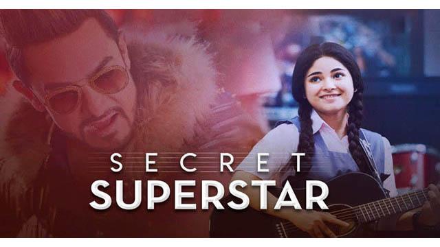 Secret Superstar (2017) Hindi Movie